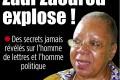 L'ÉPOUSE DE ZADI ZAOUROU PARLE: «Il manquait l'esprit de sainteté dans les écrits de mon mari»