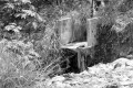 Yopougon : Un trou créé par les eaux usées, un danger permanent à Niangon Académie