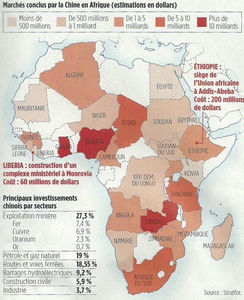 afrique richesse