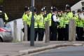 Londres : un homme tué à coups de machette en pleine rue