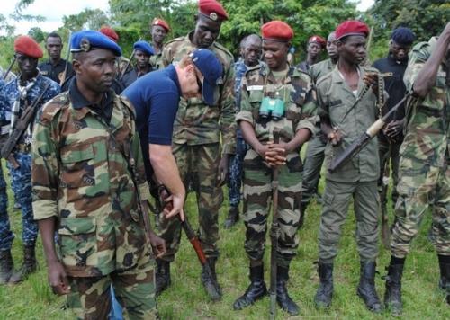 Parc national du Mont Peko : Amadé Ouérémi capturé par l'armée française