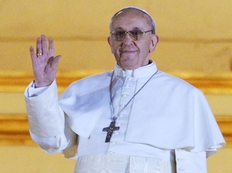 pape Francois_premier jour