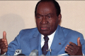 Côte d'Ivoire / 20 anniversaire du décès de Félix Houphuët-Boigny: Homélie de Monseigneur Marcellin Kouadio, Evêque de Yamoussoukro