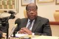 Charles Konan Banny, Président de la Commission Dialogue, vérité et réconciliation (CDVR), a animé une conférence de presse