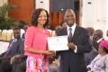Côte d'Ivoire / Journée nationale de l'excellence : Nassénéba Touré Diané Meilleur Maire de Côte d'Ivoire