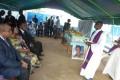Aboisso : Pascal Affi N'guessan, président du Fpi, pleure dame Nogbou Juliette