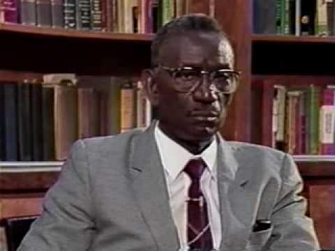 Prof. Cheikh Anta Diop