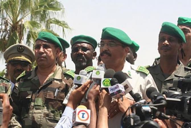 armee-mauritanienne