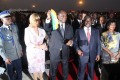Le Chef de l'Etat, SEM Alassane OUATTARA a inauguré le Pont Henri KONAN BEDIE