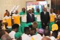 CAN 2015 : Le Chef de l'Etat a décoré les ''Eléphants'' et leur Entraîneur