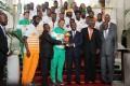 CAN 2015 : allocution de S.E.M Alassane Ouattara Président de la République