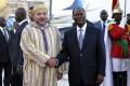Le Roi du Maroc à Abidjan pour une visite d'amitié et de travail