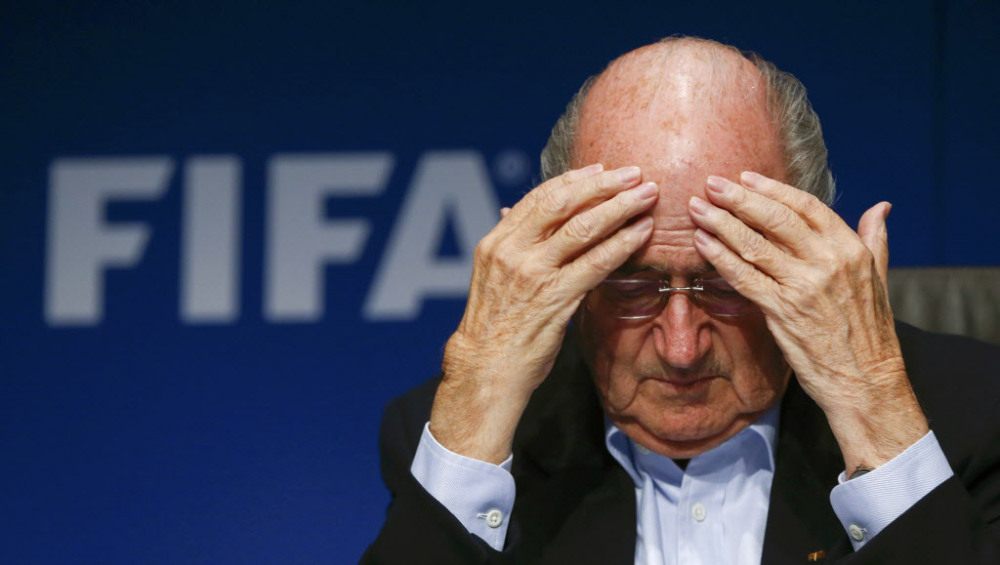 RSI SOCCER-FIFA/ARRESTS S CRIM SPO SOC HED CHE