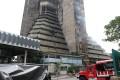 ABIDJAN-PLATEAU : L'immeuble Pyramide prend feu