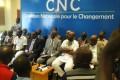 CNC-UK / Fascisme ou Démocratie? : M. Kapo Dagrou (Fpi-Sangaré) expulse le Prof. Léandre Sahiri  de la salle de réunion
