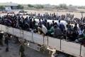 Marché aux esclaves en Libye