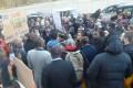 Royaume-Uni / «Ventes aux enchères d'esclaves» : Sit-in de protestation et d'indignation devant l'ambassade de Libye à Londres