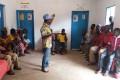 Centrafrique : Promotion du volontariat à M'brès pendant la Journée Internationale du 5 décembre