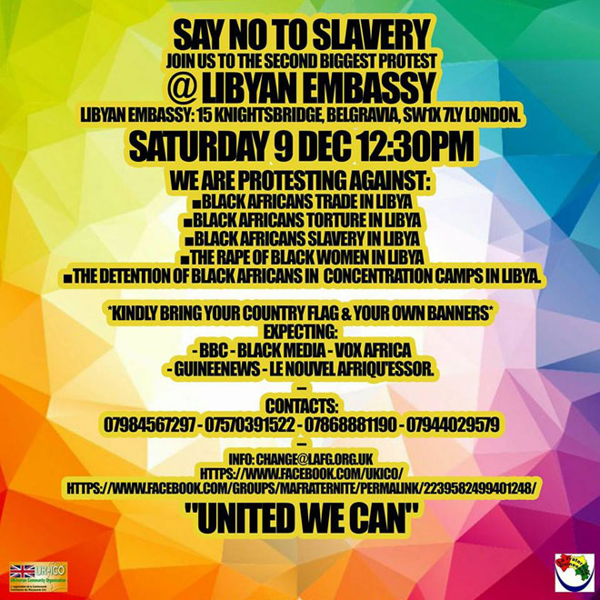 Sit-in 9 dec