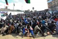Viols, tortures et esclavage de milliers de migrants africains en Libye : Sit in d'indignation et de protestation devant l'ambassade de Libye à Londres, le samedi 9 décembre 2017