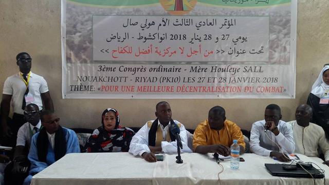 congrse ira mauritanie