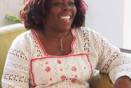 Monique Ekra épouse Gbekia