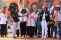 Giga meeting de la jeunesse féminine du RDR: Le discours de Nassénéba Touré