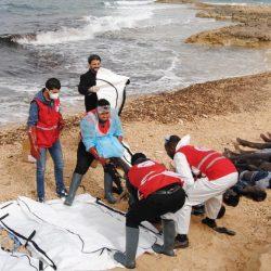 TUNISIE : Naufrage d'un bateau de migrants au large de la Tunisie, plus de 45 morts