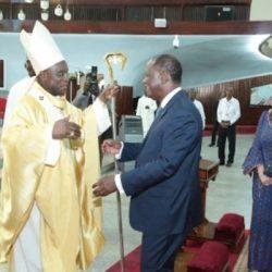 Jean-Claude DJEREKE aux Évêques de Côte d'Ivoire: «Toutes les vies sont sacrées et doivent être défendues»