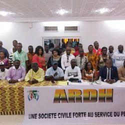 Côte d'Ivoire: Lancement d'une nouvelle plate-forme de la société civile ivoirienne – Action pour la Restauration de la Dignité Humaine