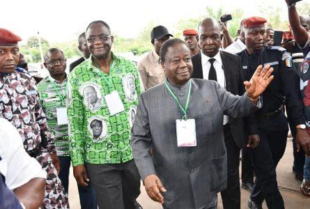 Côte d'Ivoire : 9ème Bureau Politique du PDCI-RDA, lundi 08 octobre 2018
