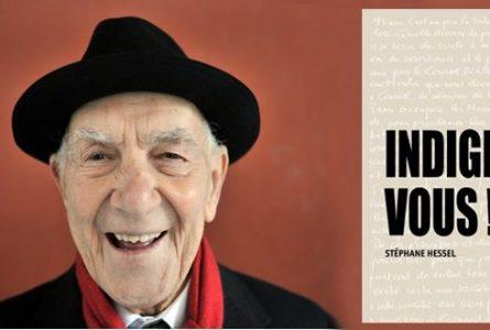 « Indignez-vous ! » de Stéphane Hessel vu par Jean-Claude DJEREKE