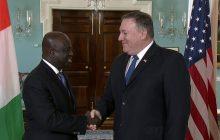 """États-Unis d'Amérique : Amon-Tanoh rassure que l'élection présidentielle de 2020 en Côte d'Ivoire """"se passera bien"""""""