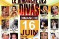France – Showbiz : La nuit des Divas au New Morning, le dimanche 16 juin 2019, à partir de 17H00.