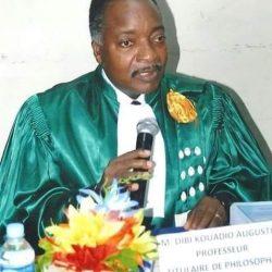 Discours ivoiritaire du Président Henri Konan Bédié : La réaction du Professeur Kouadio Augustin Dibi