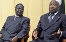 Bruxelles : Rencontre entre Son Excellence Monsieur Henri Konan BEDIE, Président du PDCI-RDA et Son Excellence Monsieur Laurent GBAGBO, Président du FPI.