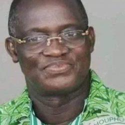 Monsieur Mangoua Koffi Saraka Jacques