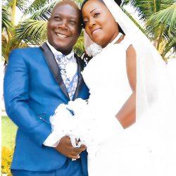 Le coin du bonheur : Pierre-Mathurin et Désirée-Michelle s'unissent dans l'allégresse